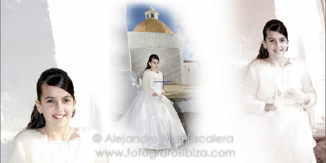 Fotografo de comuniones en santa eulalia