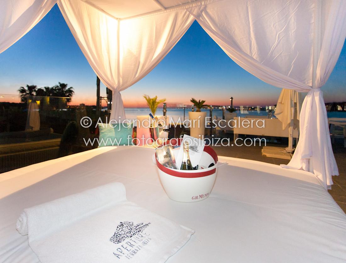 Puesta de sol en San Antonio Ibiza