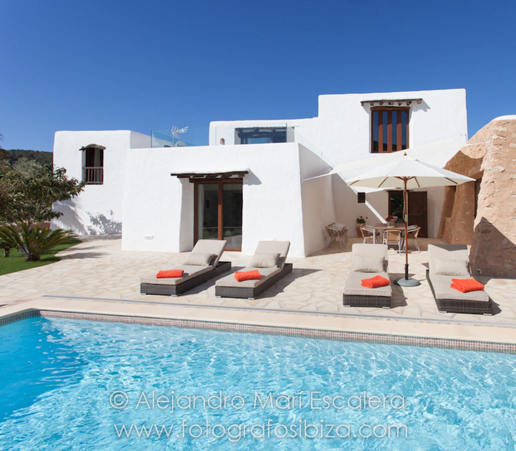 Ibiza Fotografo villas