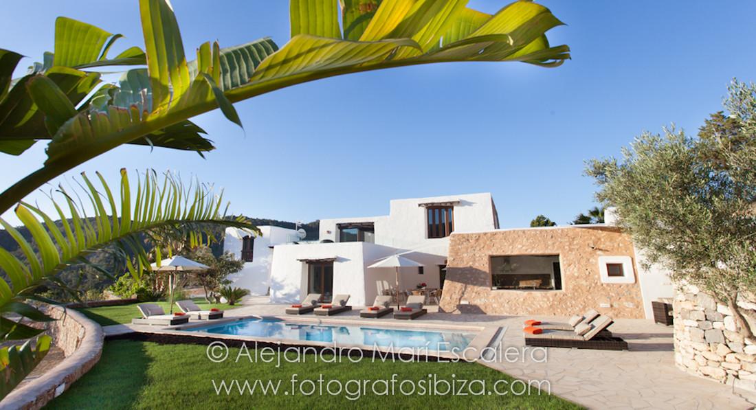 Villa en Ibiza Casa Frasesch