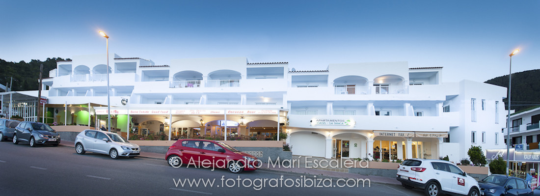 Apartamentos OASIS IBIZA Alejandro Marí Escalera FOTOGRAFÍA (2 de 2)