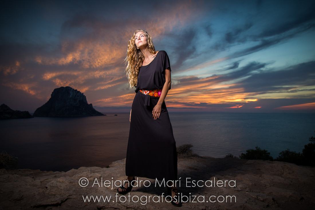 Fashion photographer ibiza