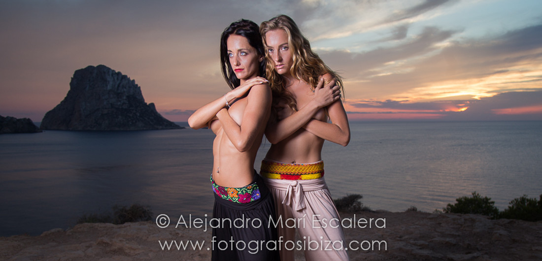 Fashion photo ibiza