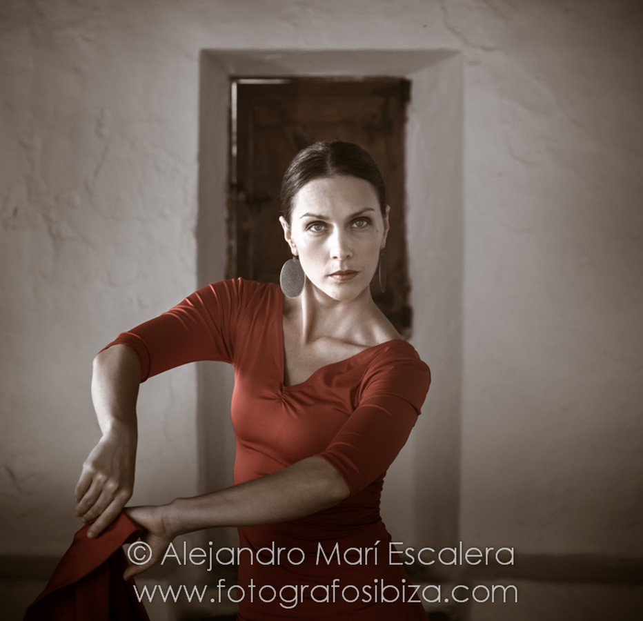 Alejandro Mari Escalera fotografo profesional en Ibiza
