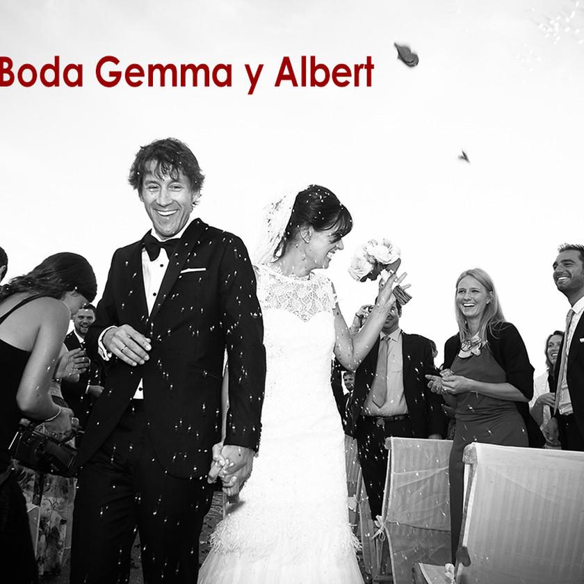 Boda Gemma y Albert en Ibiza