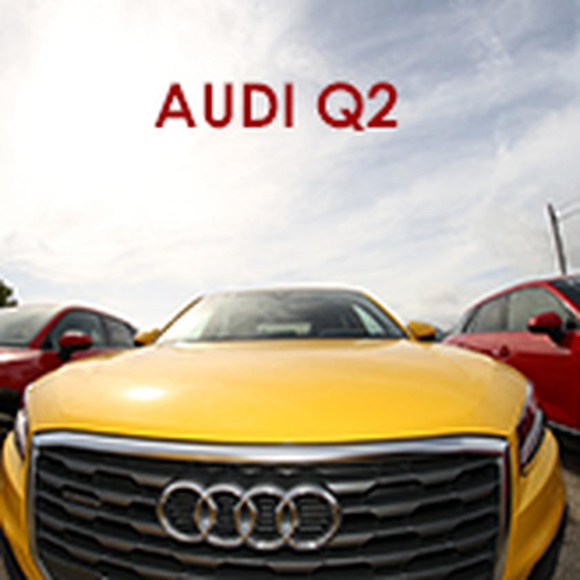 Evento. Vídeo Presentación AUDI Q2 en Ibiza. Audi Brasil