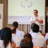 Evento entrega de premios AVIVASA en Ibiza