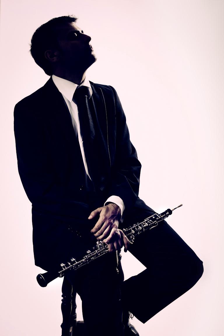 Retrato fotográfico músicos en Ibiza